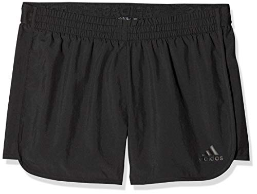 adidas Mädchen Training Marathon Short 1/4, Black, 164