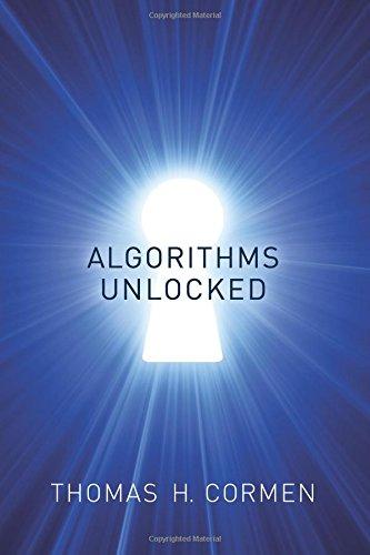 Algorithms Unlocked (The MIT Press) por Thomas H. Cormen