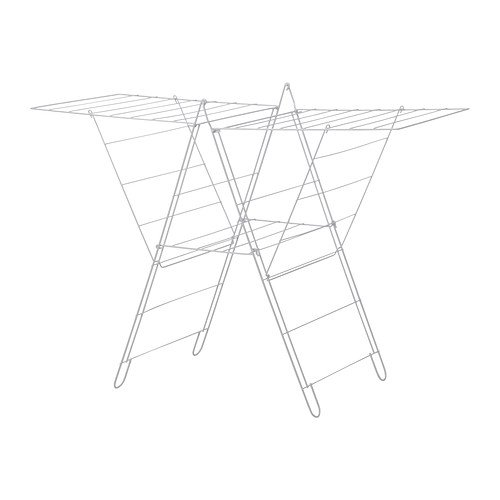 Ikea Wäscheständer (IKEA FROST -Wäscheständer weiß)