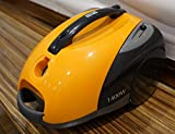 American Micronic AMI-VCC-1400WDx-1400 Watts Vacuum Cleaner with Variable Speed Control (Yellow)