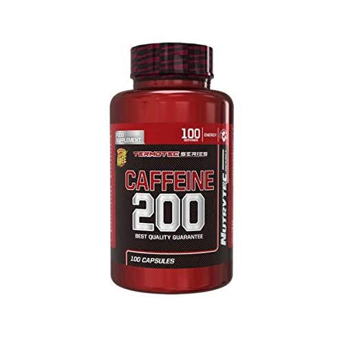 Nutrytec Termotec Series Caffeine 200-100 caps.