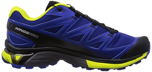 ... Salomon Herren, , wings pro g, mehrfarbig (blue/cobalt/gecko green