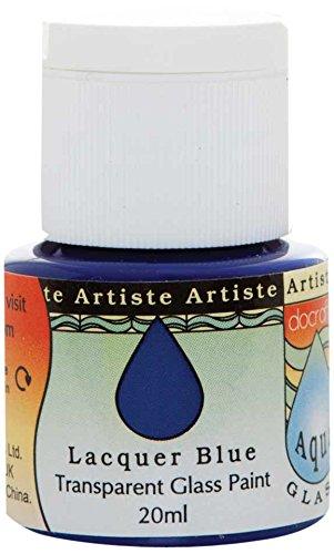Artiste 20 ml Pintura Aquaglass Cristal Transparente