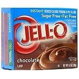 Jell-O Sugar Free Chocolate Pudding 1.4 OZ (39g)