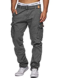 Indicode Herren William Cargohose