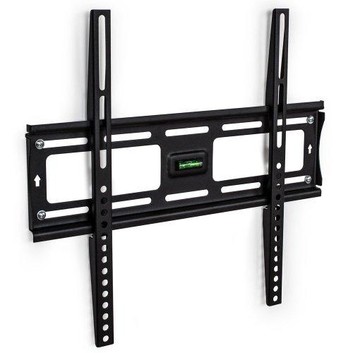 TecTake Universal TV Wandhalterung für Flachbildschirme bis VESA 400x400 58 cm (23 Zoll) bis 140 cm (55 Zoll)