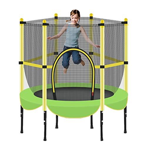 Mini-Trampolin - Innen- Oder AußEntrampolin FüR Kinder - Mit Schutzschild - Gartentrampolin - Kann 100 Kg Standhalten