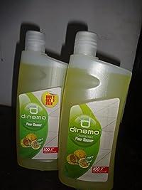 Dinamo Disinfectant Floor Cleaner 500ml ( Buy 1 Get 1 Free) (Lemon)
