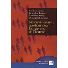 Masculin-féminin : Questions pour les sciences de l'homme