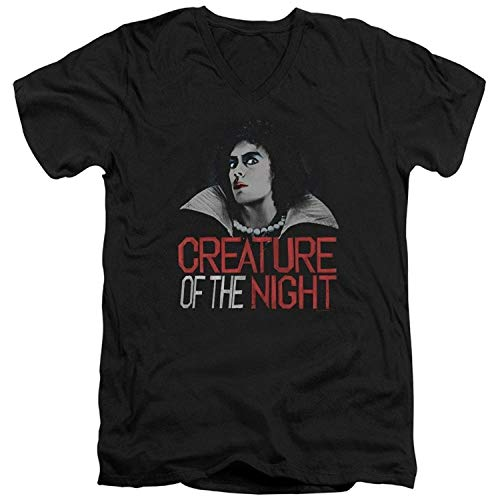 Fashion Rocky Horror Picture Show Men's T-Shirt Creature of The Night