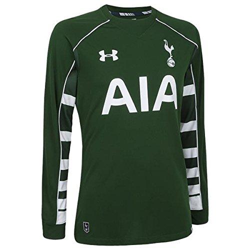 2015-2016-Tottenham-Home-Goalkeeper-Shirt-Green-Kids