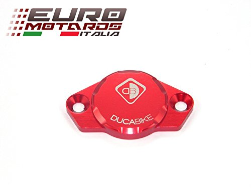 Ducati ST2 Ducabike Italy Timing Inspection Cover Red