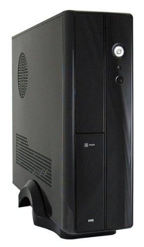 LC-Power LC-1400MI Case Mini-ITX 200W, Nero