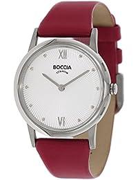 Boccia Damen-Armbanduhr 3265-01