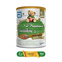 Similac 2 Follow On Infant Formula Milk - 900G Tin, Cabn000155