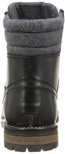 Gaastra Herren Cardinal High Combat Boots Schwarz (0999 BLACK)