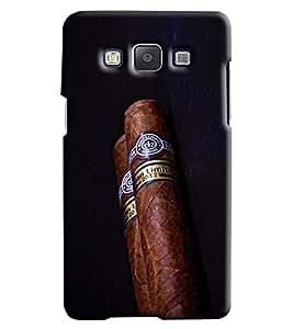 Clarks Printed Designer Back Cover For Samsung Galaxy E5