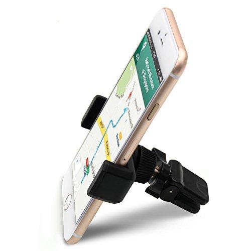 Porta Cellulare Auto , Ubegood Supporto Auto Universale per Filtro Aria Car [Regolabile a 360 gradi] per Smartphone , iPhone , GPS e altri Dispositivi Elettronici