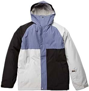 Quiksilver Men's Decade 10K Snow Jacket - Blue, Large