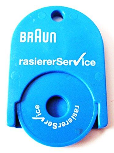 Preisvergleich Produktbild Braun Rasierer Service - EKW - Einkaufschip