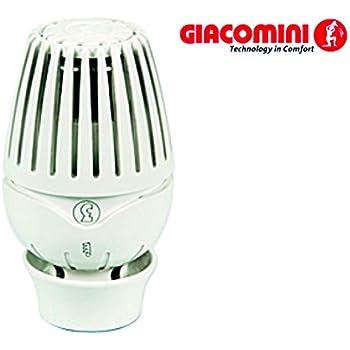 giacomini robinetterie radiateur t te thermostatique. Black Bedroom Furniture Sets. Home Design Ideas