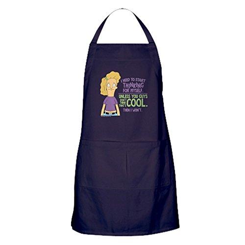 (CafePress–Bob 's Burger Jocelyn–Küche Schürze mit Taschen)