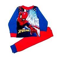 Marvel Spiderman Boys Pyjamas