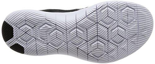 Nike Unisex Adulto Wmns Flex Contact Scarpe Da Ginnastica, Nero Bianco E Nero