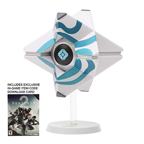 Crowded Coop Destiny Ghost Vinyl Hunter Shell Figurine with DLC