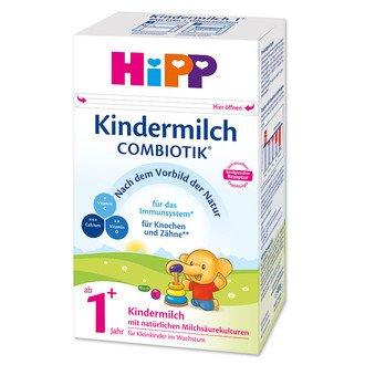 HiPP Kindermilch Combiotik ab 1 Jahr, 4er Pack (4 x 500 g)