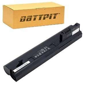 Battpit™ Batterie d'ordinateur Portable Pour Compaq Mini 110c-1050SF (10.8V 4400 mAh / 48Wh) [18 Mois de garantie]