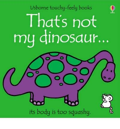 (That's Not My Dinosaur) By Fiona Watt (Author) board_book on (Feb , 2002)