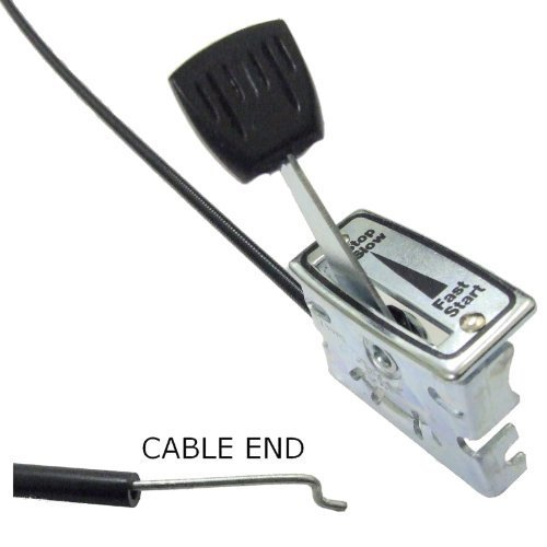 """Lawnmower 60"""" Universal Throttle Cable And Lever Test"""