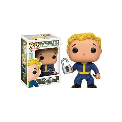 Funko 118 – Figura Pop de Fallout Vault Boy Loc...