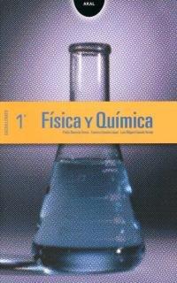 Física y Química 1º Bachillerato. (Enseñanza bachillerato) - 9788446014386