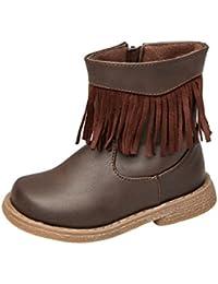 6e522119ac1337 Suchergebnis auf Amazon.de für  stiefel mit fransen - Schuhe  Schuhe ...
