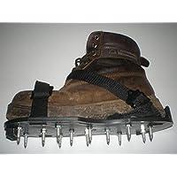 Clavos Linón Hierba Aireador Espigas Aereado Zapatos / Sandalias 13 x 25mm Púas