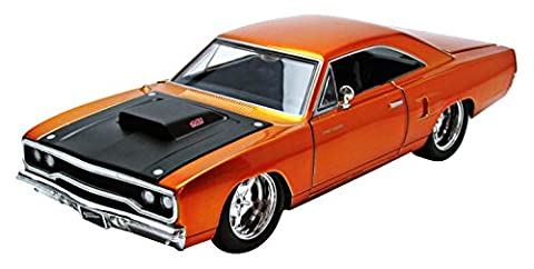 Jada Toys - 97126or - Plymouth - Road Runner - Fast And Furious - Échelle 1/24