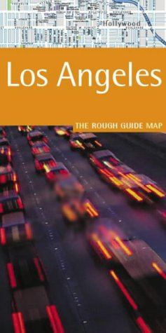 The Rough Guide to Los Angeles Map (Rough Guide City Maps) (To Rough Guide Los Angeles)