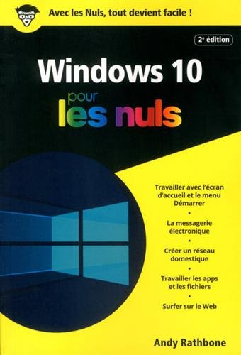 Windows 10 poche pour les nuls par From First Interactive