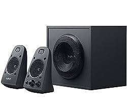 Logitech Z625 2.1 Stereo-Lautsprecher THX (mit Subwoofer) schwarz