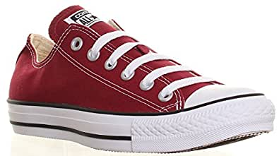 10589 Converse M9691 Unisex All Star Ox Canvas Trainers Mens Sizes Available