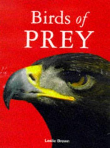 Birds of Prey por Leslie Brown