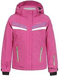ICEPEAK Niños chaqueta Hedia Jr, otoño/invierno, infantil, color rosa, tamaño 128