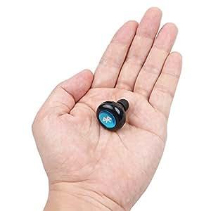 Mini sans fil Bluetooth V3.0 intra-auriculaires / Ecouteur casque écouteur casque avec batterie rechargeable Li-sur batterie pour l'iPhone 6,6 Plus, 5,5S, 5C, iPad, iPod, MacBook Air, Sumsung Galaxy S5, S4, Note, HTC One (M8), MacBook, ordinateur portable Tablet, plus Activer le périphérique Bluetooth