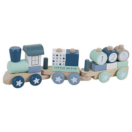 train-en-bois-toiles-bleu-little-dutch-4355