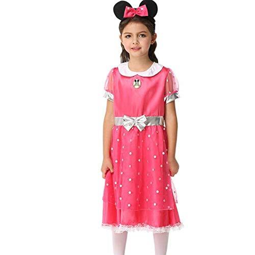 m Cosplay Performance Kostüm niedlichen Bogen Kleid Kinder Performance Kostüm ()