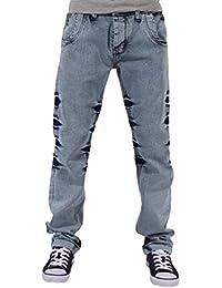 Peviani - Jeans - Droit - Homme bleu bleu glace 40,42,44,46,48,50,52