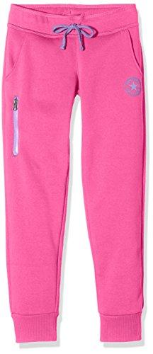 Converse Core, Pantaloni Sportivi Bambina, Rosa (Mod Pink), 2-3 anni (Taglia Produttore: 2-3Y)