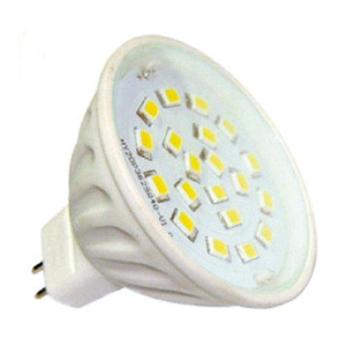 Lighted–DICROICA LED 5W GU5.3Warmweiß 3000K 280Lm 120Grad